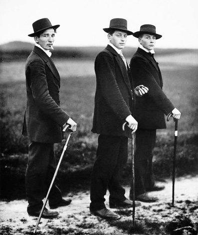 Sander Les trois fermiers