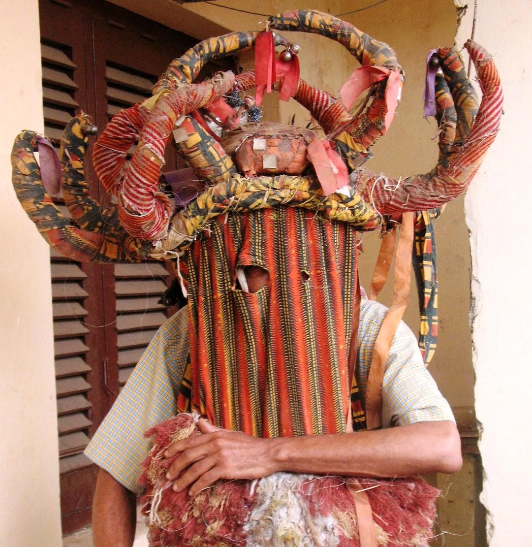 Notre oncle Pocho, Malabo, Guinée-équatoriale, 2010.